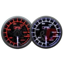 Reloj presión aceite PROSPORT Clear Lens Premium