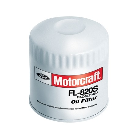 Filtro aceite Motorcraft Ford Mustang