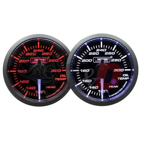 Reloj temperatura aceite PROSPORT Clear Lens Premium