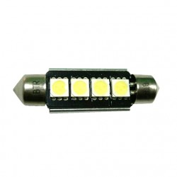 BOMBILLA DE PLAFÓN LED SMD 44MM. CAN BUS