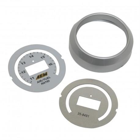 Bisel AEM Wideband silver