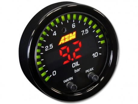 Presión aceite AEM X series AFR
