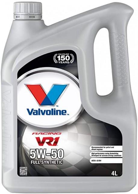 Valvoline VR1 Racing 5W50