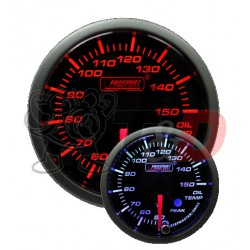 Reloj temperatura de aceite PROSPORT analogico