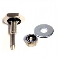 Racor toma presión turbo para tubo de silicona