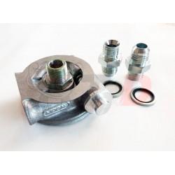 Adaptador para radiador de aceite MOCAL con termostato